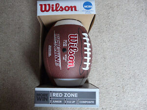 Brand New Wilson Red Zone Official Junior Size Football