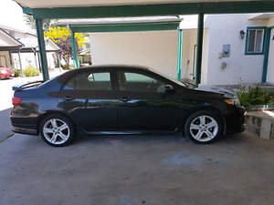 2012 Toyota Corolla XRS w/ New Winter tires + RIMS!