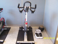 LifeCycle Spin Bike