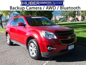 2013 Chevrolet Equinox AWD/Heated Seats/ Rear Camera