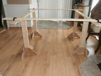New Sturdy Complete Quilting Rack