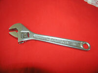 HEAVY DUTY DROP FORGED STEEL WRENCH - 8""
