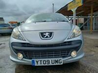 2009 Peugeot 207 1.6 HDi 90 Sport 5dr, MOT 01/07/2022, 2 FORMER KEEPERS FROM NEW