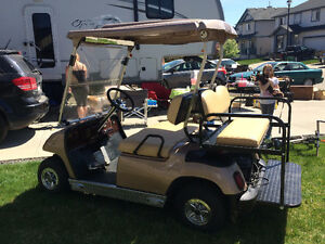 Golf Cart/Club Cart