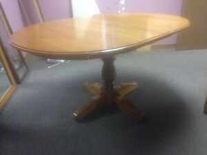 Solid Hardwood Tables and items London Ontario image 2