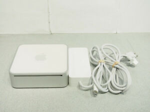 Mac mini core 2 duo 2.0 4 gb ram