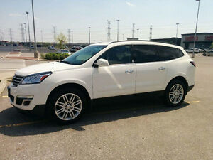 2015 Chevrolet Traverse 1LT SUV, Crossover