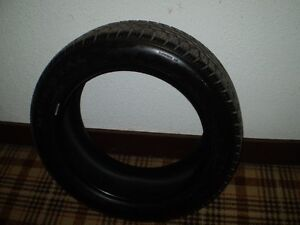 1 - Only 215-55R-18 UNIROYAL TIGER PAW ( M+S ) TIRE 90% +