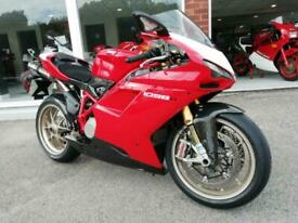 DUCATI 1098R, STUNNING CONDITION WITH FULL DEALER HISTORY