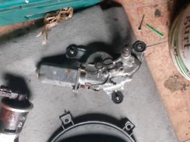 Chevrolet Matiz rear wiper motor