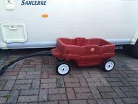 Kids wagon trailer