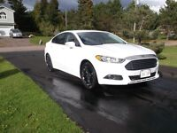 2014 Ford Fusion to be lease