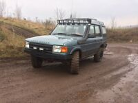 Landrover discovery 300tdi off-roader 4x4