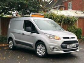 2014 64 FORD TRANSIT CONNECT 1.6 200 TREND P/V 94 BHP DIESEL
