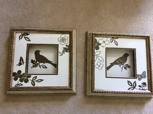 Brand new beautifully framed bird drawings Kitchener / Waterloo Kitchener Area image 1