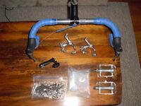 single speed fixed groupset kit bars brakes cassette pedals