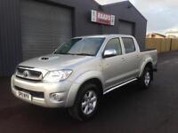 2011 Toyota Hilux Invincible 3.0 D-4D Double Cab 4x4 Diesel Pickup *53k*NO VAT*