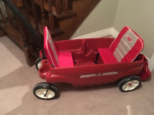 "Radio Flyer Wagon, 12"" Disney Bike, Playpens and More!!!"