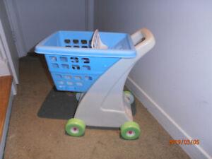 Panier à épicerie Little Tikes / Little Tikes shopping cart