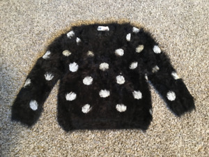 Warm and fuzzy sweater size 2-4T