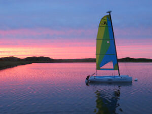 Hobie Wave Catamaran