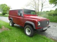 Land Rover 110 Defender 2.2I D DPF