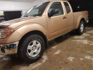 $6500 TAX INCLUDED 2005 NISSAN FRONTIER 4X4 OFF ROAD