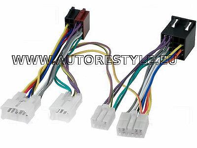 Cable Altavoz Parrot para Toyota RAV4 Yaris Auris Corolla Verso Daihatsu y...