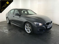 2014 64 BMW 320D M SPORT AUTOMATIC DIESEL SALOON 1 OWNER SERVICE HISTORY FINANCE