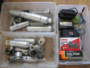 Tools Drones electronics parts plus  moving