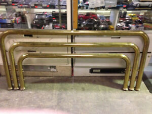 Brass Bed Headboard for single, double or queen size bed $100