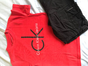 Size 6 - $50 OBO - Perfect Condition Summer T-shirt's and shorts