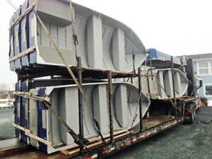NEW 12Ft, 14, & 16Ft  Aluminum Boats, Motor & Trailer package