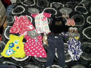 12-18month and 18-24month girl clothing