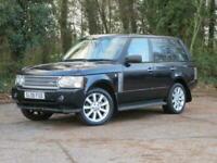 2008 Land Rover Range Rover 3.6 TDV8 VOGUE 4dr AUTO V8 DIESEL FSH ESTATE Diesel