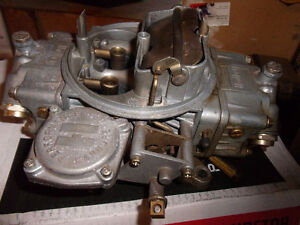 holley 750  best offer has to go.