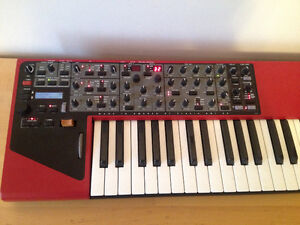 Nord Wave: Sample Player + 49-Key Analog FM Wavetable Synth
