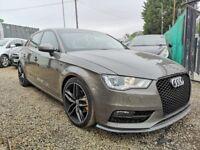 Audi A3 TDI SE (grey) 2014