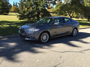 AWD - 2014 Ford Fusion SE - 2.0 -  Low Kms - Warranty!