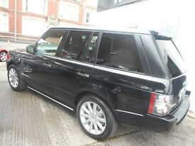 Land Rover Range Rover TDV8 VOGUE SE (black) 2010