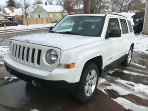 2012 Jeep Patriot 4X4-Remote Start-Sunroof-Great Condition