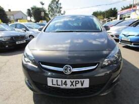 2014 Vauxhall Astra 1.6 CDTi ecoFLEX Tech Line (s/s) 5dr