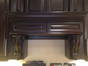 Beautiful Raised Panel Maple Kitchen with Granite Countertop Moose Jaw Regina Area image 3