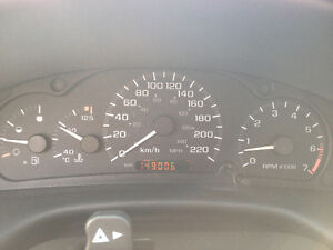 """""""LOW KMS LITTLE TO SAFETY!"""" 2004 Chevrolet Cavalier Sedan London Ontario image 12"""
