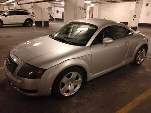 2001 Audi TT Quattro Coupe 225hp