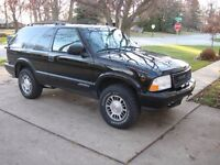 2001 gmc jimmy 2 door priced to sell