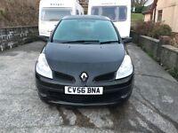 Renault Clio 1.2 black