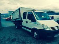 Iveco/ Daily double cab tipper 2009