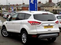 2015 65 FORD KUGA 2.0 TDCI TITANIUM 5DR (150) APPEARANCE PACK DIESEL