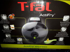 T-FAL ACTIFRY EXPRESS BRAND NEW IN UNOPENED BOX 1.2KG